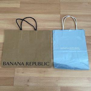 Banana Republic Gift Bags